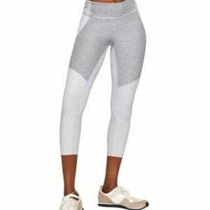 Outdoor Voices Gray Warmup Leggings